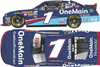 2017 Elliott Sadler #1 One Main Financial 1:64 Diecast Car.