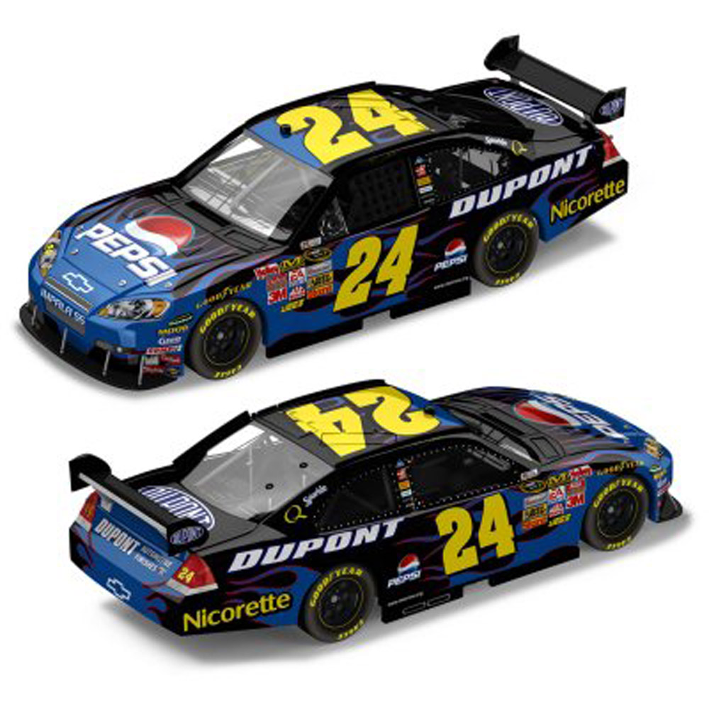 2008 Jeff Gordon Pepsi Action Kids Series Chevy 1/64 Diecast