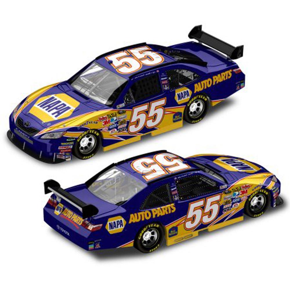 2008 Michael Waltrip Napa  Action 1/24  Diecast Car