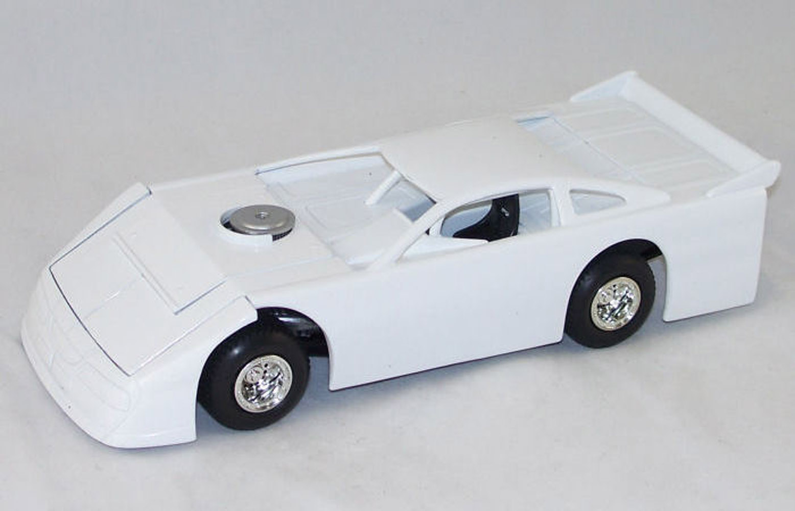 We Build Your Dirt Late Model 1/24 Scale Car - DirtDiecast com