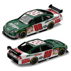 2008 Dale Earnhardt Jr #88 MD Duel 150 Win 1/24  Diecast Car