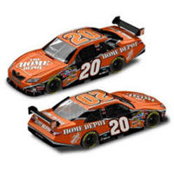 2008 Tony Stewart #20  Home Depot Toyota Camery 1/24 Diecast Car