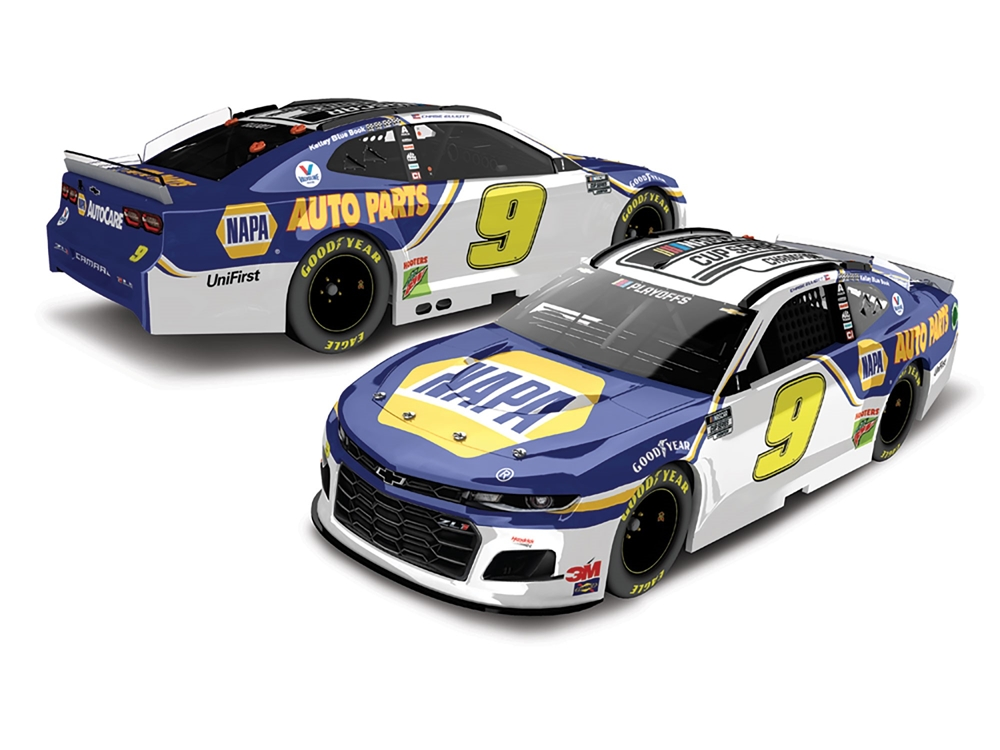 2020 Chase Elliott #9 NAPA Cup Series Champion 1:24 Nascar Diecast Car