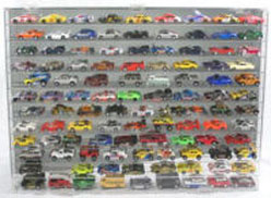 Diecast 108 Car 1/64 Display Case