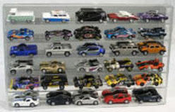 Diecast 30 Car 1/64 Display Case